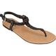 SODA Braided Girls Sandals