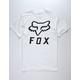 FOX Logoes Mens T-Shirt