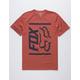 FOX Side Barred Mens T-Shirt
