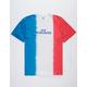 HUF WC France Mens T-Shirt