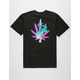 HUF Blacklight Panther Mens T-Shirt