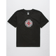INDEPENDENT Ringed Cross Boys T-Shirt