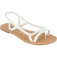 SODA Strappy Sling Back Girls Sandals