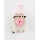 Pusheen Donut Backpack Clip