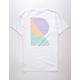 RUSTY Shades Mens T-Shirt