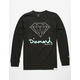 DIAMOND SUPPLY CO. OG Sign Black Mens T-Shirt