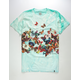 HUF Butterfly Effect Mens T-Shirt
