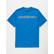 INDEPENDENT Bar Cross Royal Mens T-Shirt