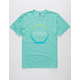 VISSLA Sun Bar Mens T-Shirt