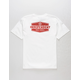INDEPENDENT Industry White Boys T-Shirt