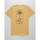 IMPERIAL MOTION Snake Palm Mens T-Shirt