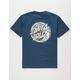 SANTA CRUZ Mermaid Dot Mens T-Shirt