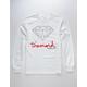 DIAMOND SUPPLY CO. OG Sign White Mens T-Shirt
