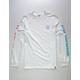 HUF Domestic White Mens T-Shirt