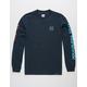 HUF Domestic Navy Mens T-Shirt