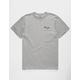 PRIMITIVE Nuevo Core Graphite Mens T-Shirt