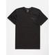 PRIMITIVE Nuevo Core Black Mens T-Shirt