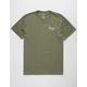 PRIMITIVE Nuevo Core Heather Olive Mens T-Shirt