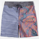 INSIGHT Beach Dregs Mid Mens Boardshorts