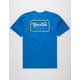 BRIXTON Grade Royal Mens T-Shirt