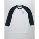 VANS Established 66 Boys Raglan T-Shirt