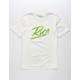 RVCA Scribe Off White Boys T-Shirt