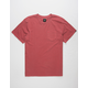 VANS Washed Everyday Chili Pepper Mens Pocket Tee