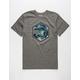 BILLABONG Access Heather Grey Boys T-Shirt