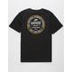 VANS Established 66 Black Boys T-Shirt