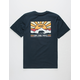 VANS Grizzly Mountain Boys T-Shirt