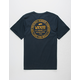 VANS Established 66 Navy Boys T-Shirt