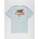 VANS Retro Triangle Baby Blue Boys T-Shirt