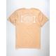 VANS Original Shaper Mens T-Shirt
