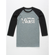 VANS Focus Boys Raglan T-Shirt