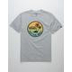 VANS Dual Palm Logo Fill Boys T-Shirt