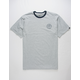 VANS Established 66 Ringer Mens T-Shirt