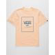 VANS Print Box Sherbet Boys T-Shirt