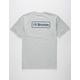 BRIXTON Valspar II Mens T-Shirt