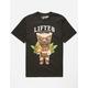 LRG Party God Black Mens T-Shirt