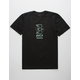 RVCA Fly Side Ways Mens T-Shirt