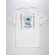 VOLCOM Fridazed White Mens T-Shirt
