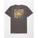 QUIKSILVER Husky Lines Boys T-Shirt