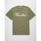 PRIMITIVE Nuevo Script Mens T-Shirt