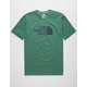 THE NORTH FACE Half Dome Forest Mens T-Shirt