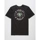 HURLEY Irisher Black Mens T-Shirt