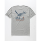 HIPPYTREE Roadrunner Mens T-Shirt