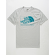 THE NORTH FACE Shaped Tri-Blend Mens T-Shirt