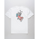 LOSER MACHINE One Up Mens T-Shirt