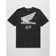 FOX Honda Black Boys T-Shirt