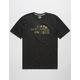 THE NORTH FACE Half Dome Logo Fill Mens T-Shirt